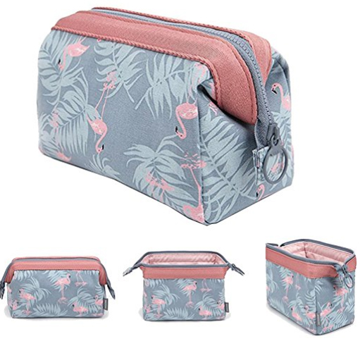 Makeup Bag/Travel Cosmetic Bags/Brush Pouch Toiletry Kit Fashion Women Organizer